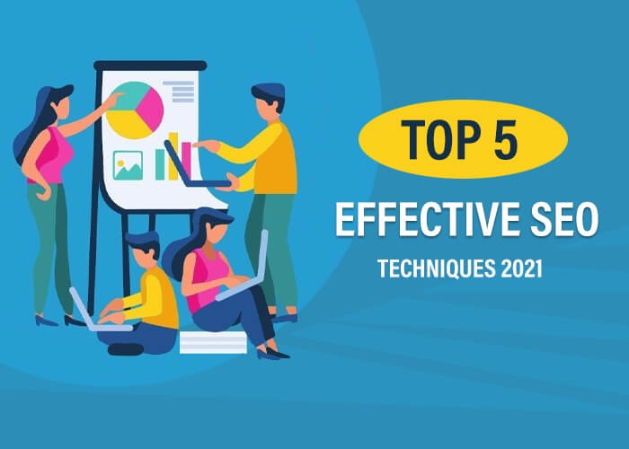 5 Effective SEO Techniques 2021 | Seo tips on page, off pages tricks - seo agency acmeinfolabs