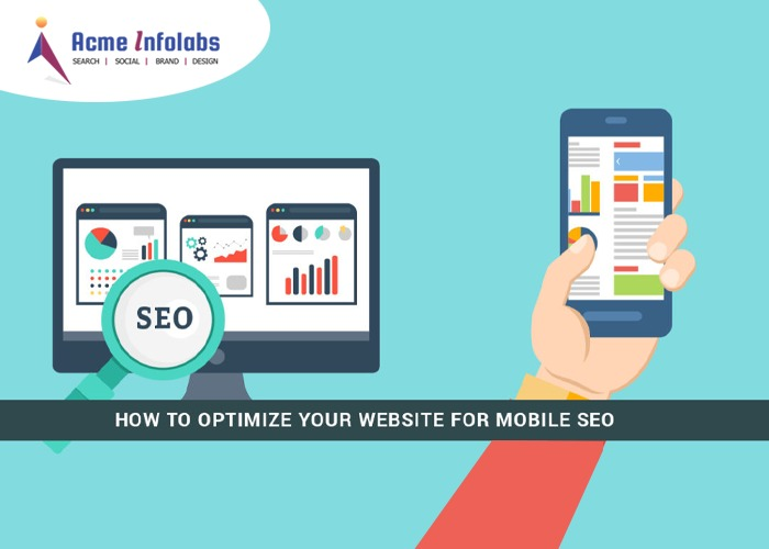 how to optimise seo website | seo techniques acme infolabs seo company
