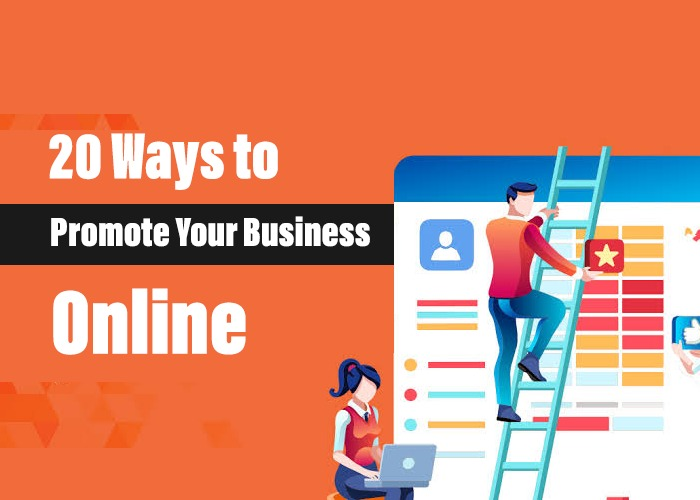 Top 20 Ways to Promote Your Business Online | how to promote buisness online | get sales tips - acme infolabs