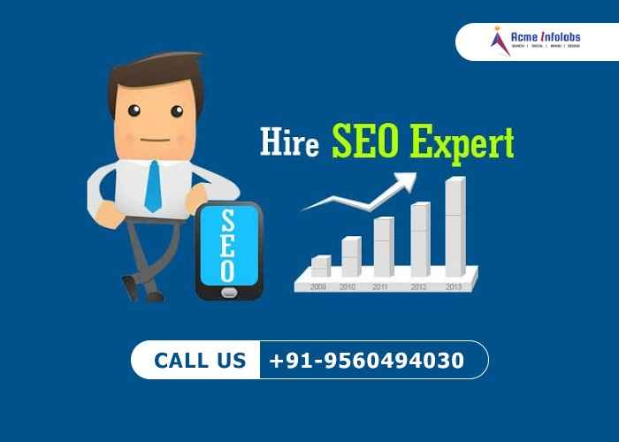 Hire Best SEO Consultants & Seo Experts for your Business